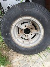 Boat trailer wheel Sutherland Sutherland Area Preview