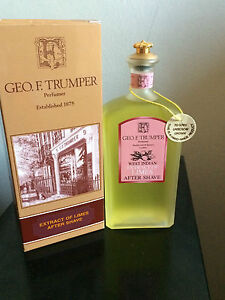 GEO F TRUMPER EXTRACT OF LIMES WEST INDIAN AFTERSHAVE 200ML SPLASH PRE BARCODE - Italia - GEO F TRUMPER EXTRACT OF LIMES WEST INDIAN AFTERSHAVE 200ML SPLASH PRE BARCODE - Italia