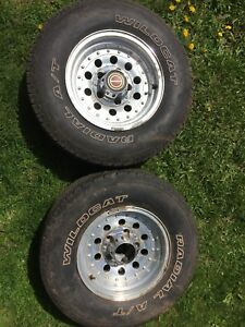 "4 15"" ford rims 5 bolt"