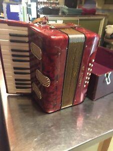 Beautiful accordion $195 OBO