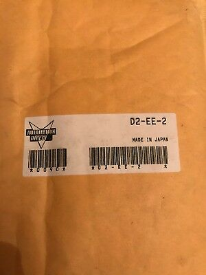 Automation Direct D2-ee-2 New Dl205 Eeprom Chips 32k Package Of 2 New