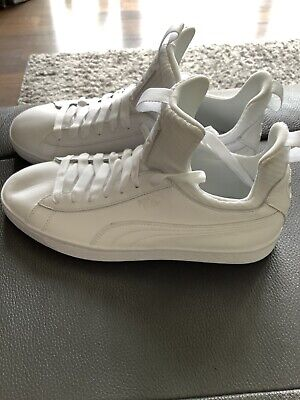 puma basket trainers Uk 8