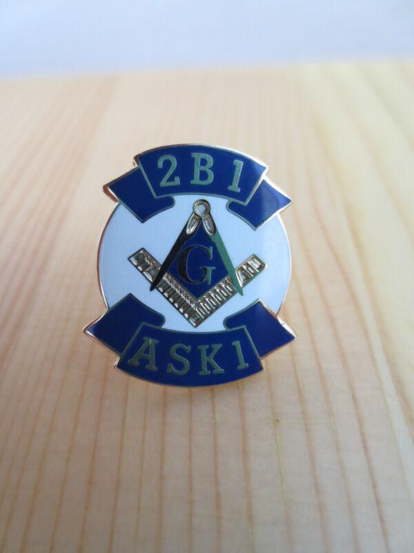 Masonic Lapel Pins Badge Mason Freemason B10