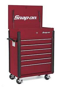 SNAP ON stand up tool box still under warranty