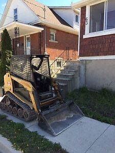 2005 ASV RC30 track skid steer low hours