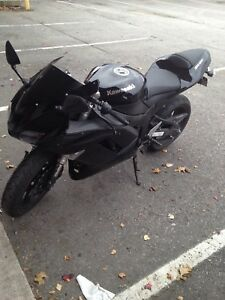 2007 zx6r 2000 if sold tonight or tomorrow lost ownership