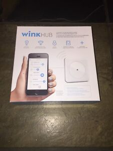 Wink Hub (brand new) Smart Home