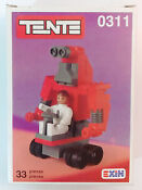 VTG EXIN 1988 TENTE # 0311 33 PIECES PCS MIB BRAND NEW (We combine shipping)