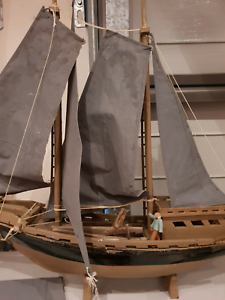 Antique sailing ship model Maitland Maitland Area Preview