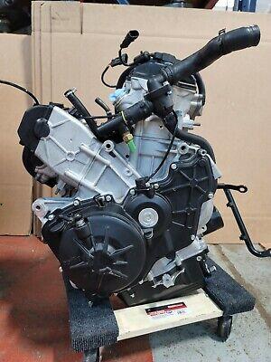 2019-2020 Aprilia RSV4 1100 FACTORY COMPLETE ENGINE MOTOR 1K RUNS LIKE NEW
