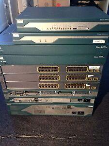 Comprehensive Cisco Home Lab CCNA CCNP Erskineville Inner Sydney Preview