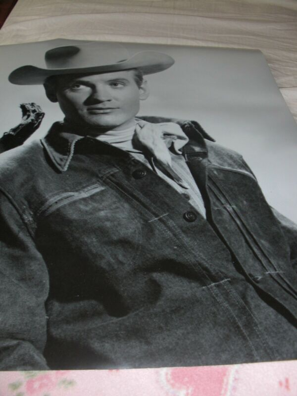 """WILL HUTCHINS AS SUGARFOOT  POSTER 20 BY 24"""" PROMOTIONAL IN GOOD CONDITION"""