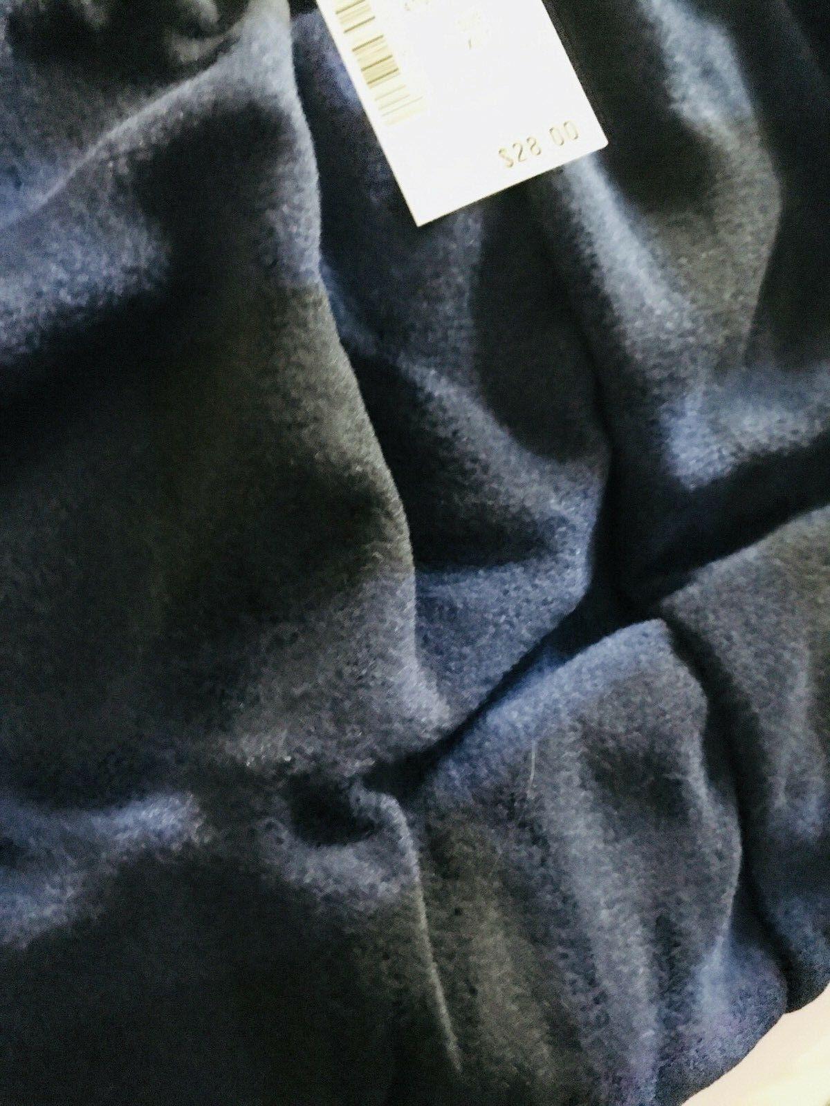 New MEN S PAJAMAS LOUNGE BLUE BLACK PLAID PANTS SLEEPWEAR SIZE XL  - $19.99