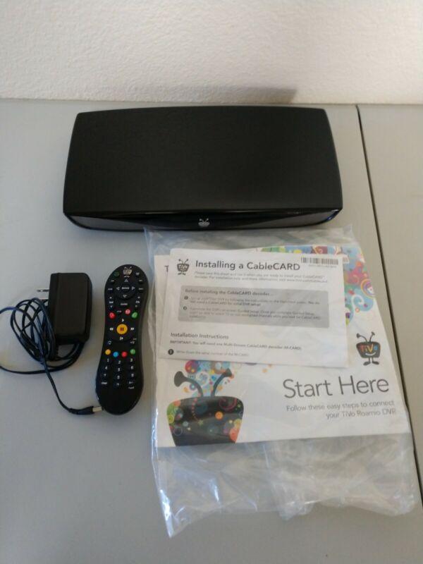 TiVo Roamio - TCD846500 HD (3TB) DVR, Lifetime Sub. OTA or Cable. 4 tuners