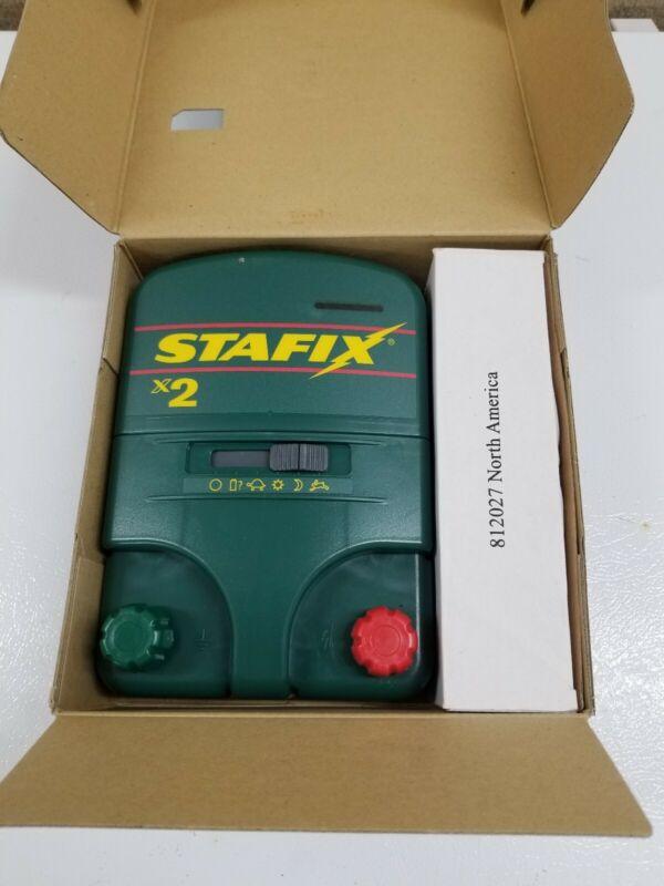 Stafix X2 Fence Energizer