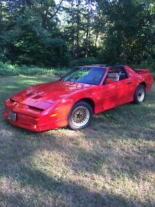 1987 Pontiac TransAM GTA
