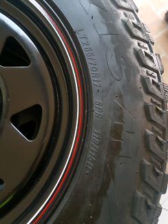 Maxxis big horn 4wd mud tires and sunraiser rims