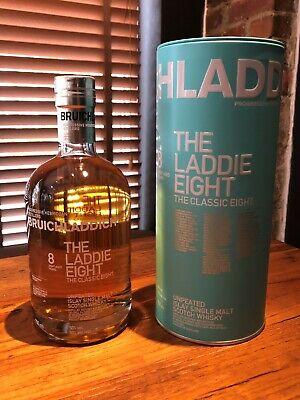 Bruichladdich Laddie Eight - Unpeated Islay Single Malt Scotch Whisky 50% 0,7L