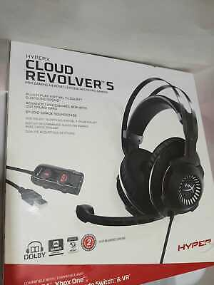 HyperX Cloud Revolver S Pro Gaming Headset with Detachable Microphone #A5A