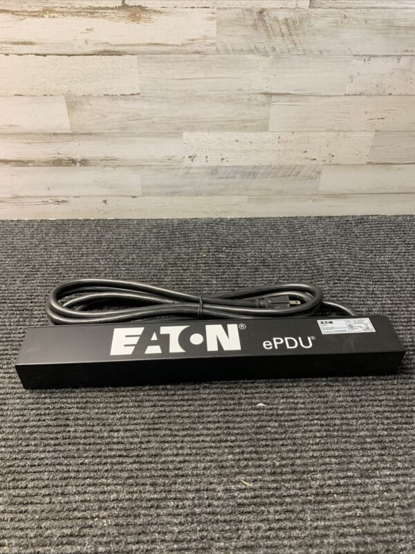 New Eaton ePDU  power distribution unit 120V 20A ePBZ85