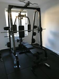 Home gym set gym fitness gumtree australia playford area