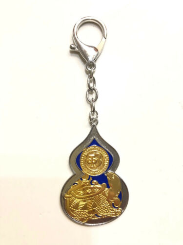 2021 Feng Shui Tortoise-Snake Health Talisman Amulet Keychain