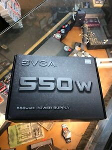 Brand new evga 550w computer power supply