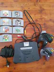 Nintendo 64 console Padstow Bankstown Area Preview