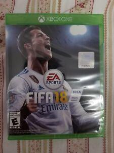 *****SEALED XBOX ONE FIFA 18******