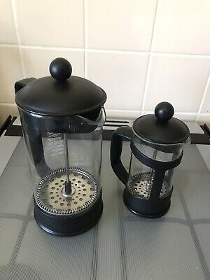 Bodum Cafetière French Press Coffee Makers. X2 for sale  Shipping to South Africa
