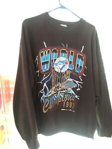 "1993 ""Blue Jays World Series Champions"" Crewneck"