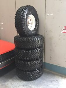 35 inch tyres Wetherill Park Fairfield Area Preview