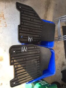High quality Dodge Ram all weather rubber floor mats