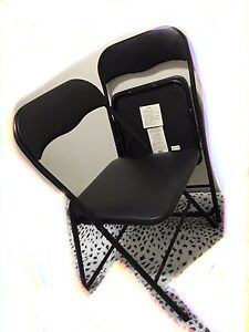 TWO 98% NEW IKEA FOLD CHAIRS...$10 get 2 Chatswood Willoughby Area Preview