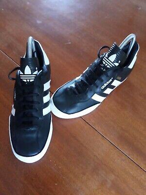 adidas samba, black, size 6