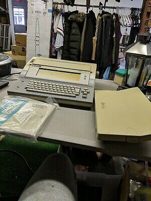 Smith Corona Pwp 77d Personal Word Processor Typewriter 390 As Is