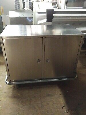 Stainless Steel Cart 2