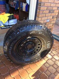 Brand New Tire/Rim