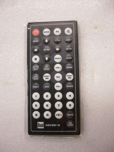 Dual Wireless Remote XDVD276BT