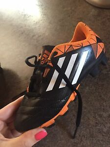 Youth Size 12 Addidas Cleats