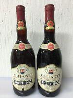 2 Bottiglie - Chianti Ruffino 1979 -  - ebay.it