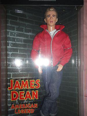 James Dean Barbie Doll NRFB MIB - James Dean Barbie