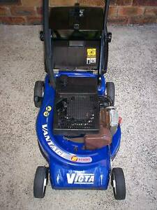 VICTA LAWN MOWER,2 STROKE.CATCHER! Runcorn Brisbane South West Preview