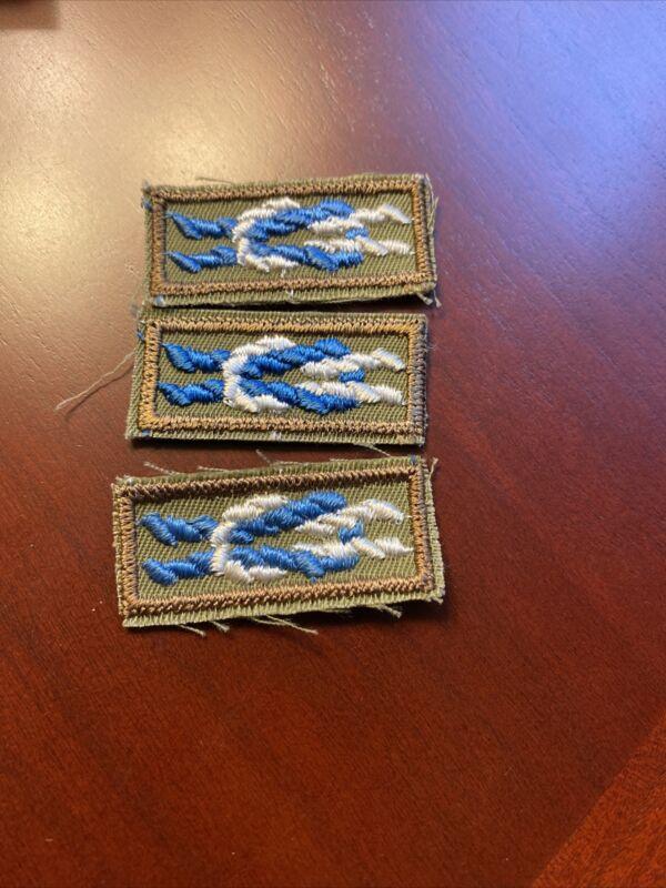 Boy Scout Silver Beaver Award Knot