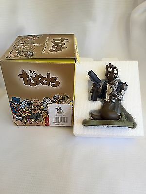 The Turds Figurines - TURDINATOR POO- Brand NEW in Box