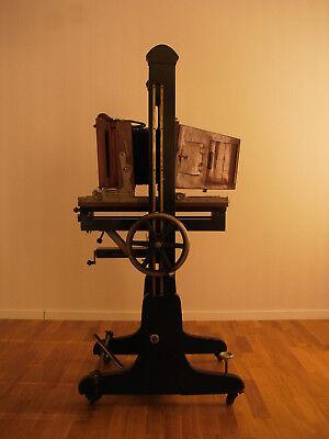 Atelierkamer - Studiokamera - Stella - Neue Görlitzer Kamera-Werke - um 1900