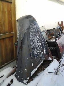 chevy car hood