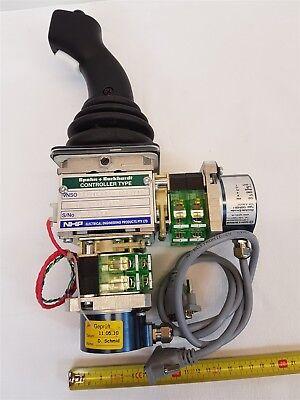 Spohn & Burkhardt VNSO-22-F11E-ARKK Joystick Hand Operated Controller NHP - New