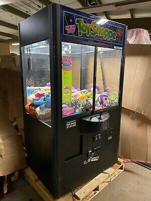 Rainbow Crane Nc42 Toy Bulk Animal Vending Kids Arcade Machine On Casters 110v
