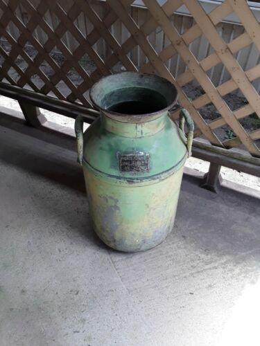 10 gallon Pierce Fordyce Oil Can